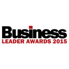 Business Leader Awards 2015 logo