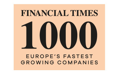Financial Times fastest growing 1000 logo