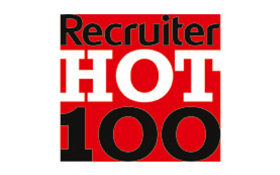 Recruiter Hot 100 logo