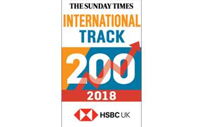 The Sunday Times HSBC International Track 200 2018 logo